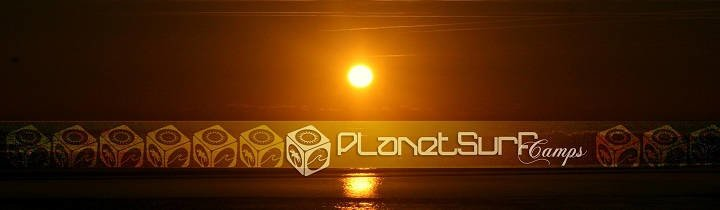 Planet Surf Camps sunset
