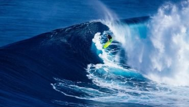 Big Wave Surfing in Puerto Escondido