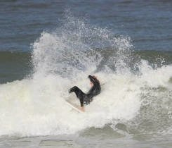 Awesome surfer
