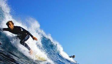 Surfen Vieux Boucau