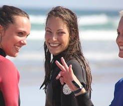 Nuevas amistades - Surf camp Vieux Boucau
