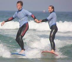 Curso de surf en Cantabria
