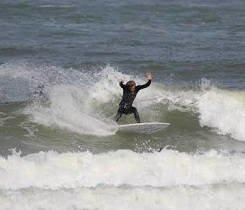 Surf Instructor Jack