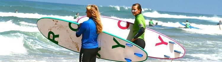 Sommer, Sonne, gute Wellen