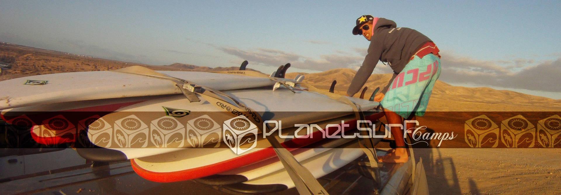 Surfcamp Kanaren