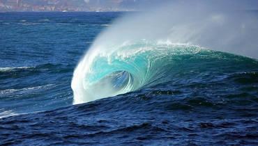 Wellen auf Teneriffa