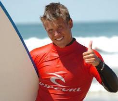 Surfkurs macht immer Spaß!