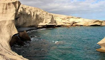 Bucht auf Teneriffa