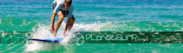 Junior surf camp Spain