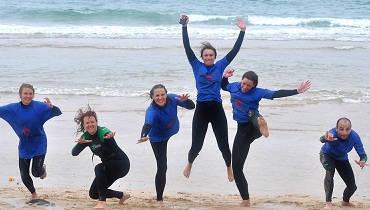 Surfkurse Fuerteventura - Spaß beim Lernen