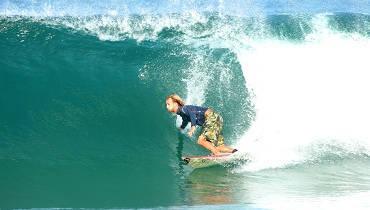 Advanced Surfer