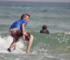 junior surf lessons