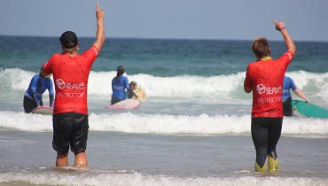 last wave junior surf lessons