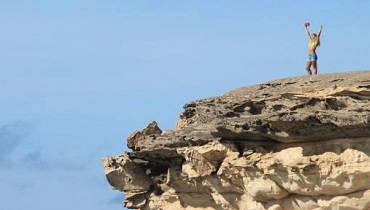 excursión en la isla de Fuerteventura