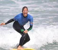 Erfolgreich Surfen