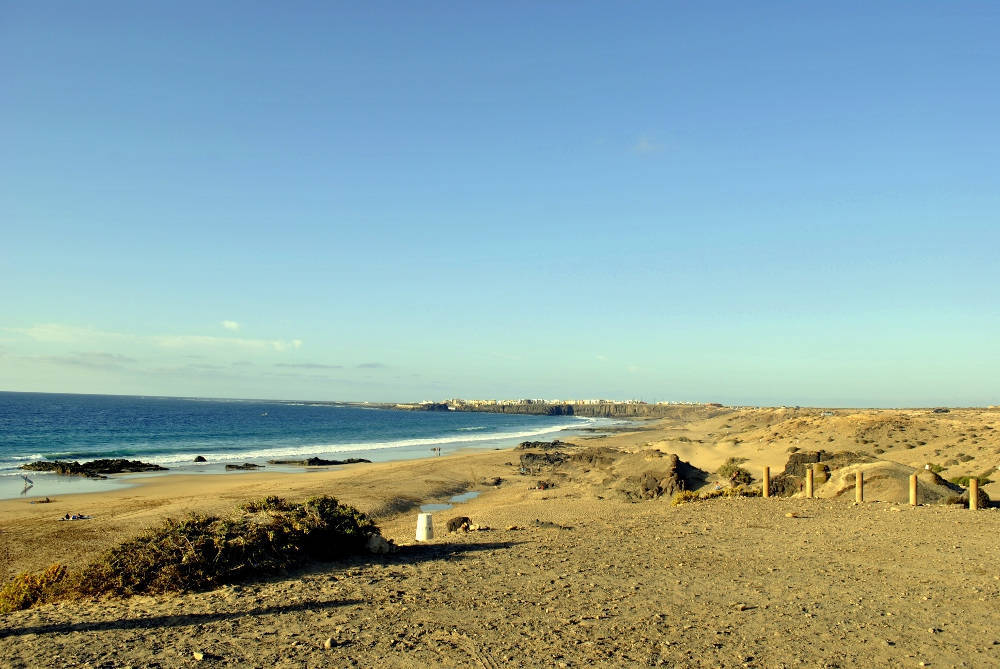 Playa El Cotillo