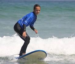junior surf campamento espana