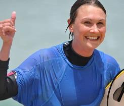 Daumen hoch für die Surfschule Fuerteventura