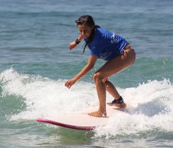Junior Surf Camp
