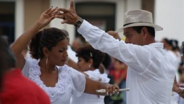 Dancing is an Integral Part of the Culture