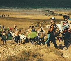 Surfcamp Abireisen