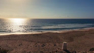 Beachbreak in El Cotillo