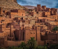 Fortified City Ait-Ben-Haddou