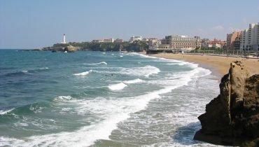 Biarritz, die Geburtsstätte der europäischen Surfkultur