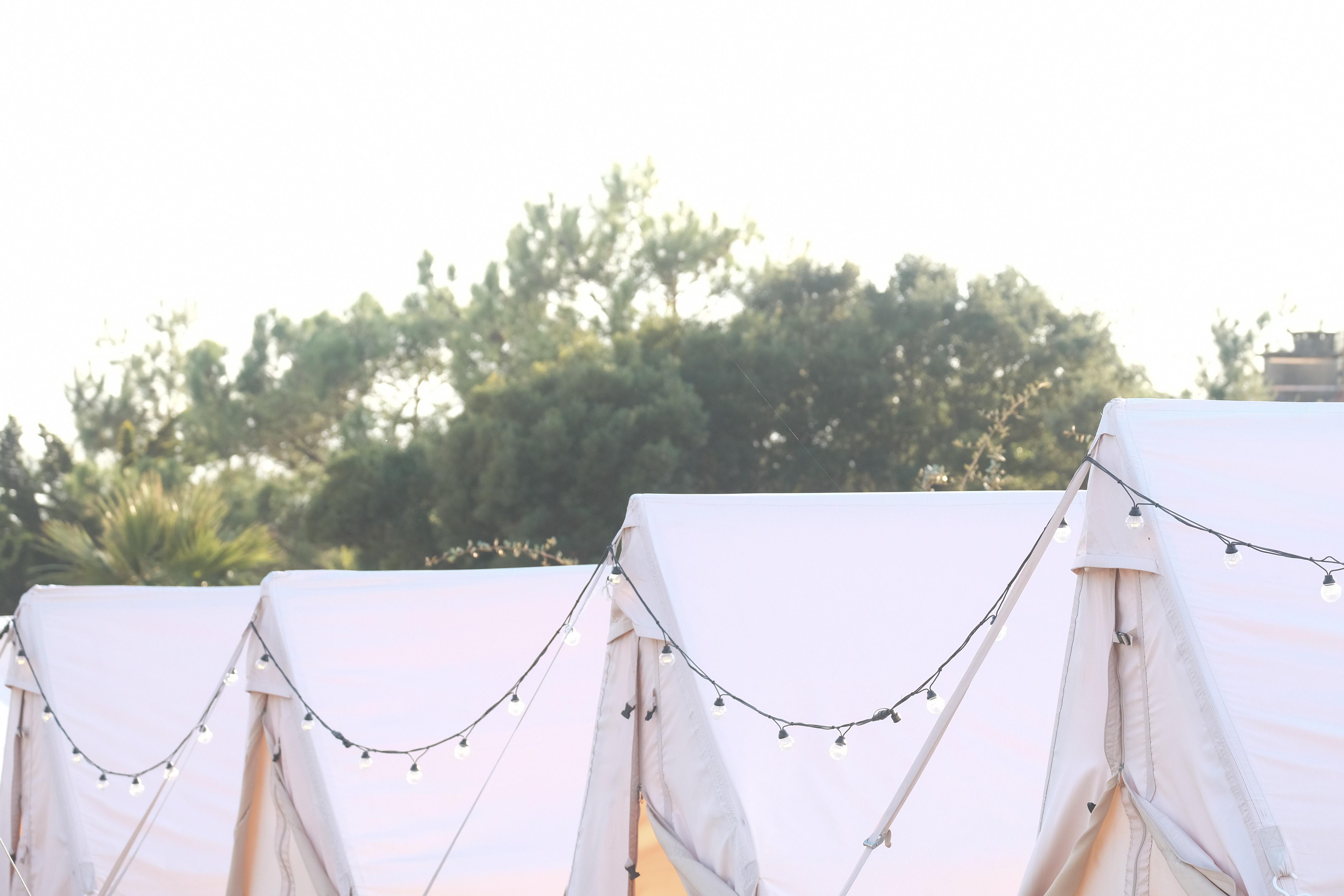 camping vieux boucau tente