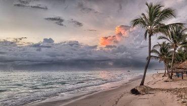 Beach in the Dominican Republic