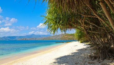 Gili Islands off Lombok's coast