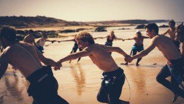Surfcamp Gruppenreise