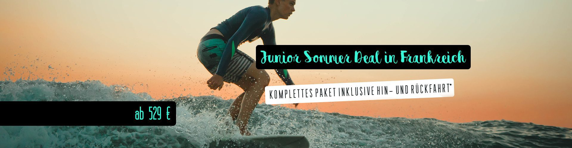 Junior Camps France