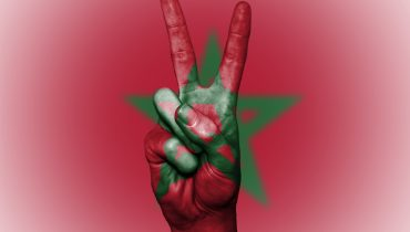 Morocco lives in peace for many years