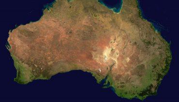 Australien von ganz Oben