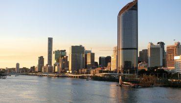 Millionenstadt Brisbane