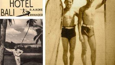 Robert Koke and the Kuta Beach Hotel