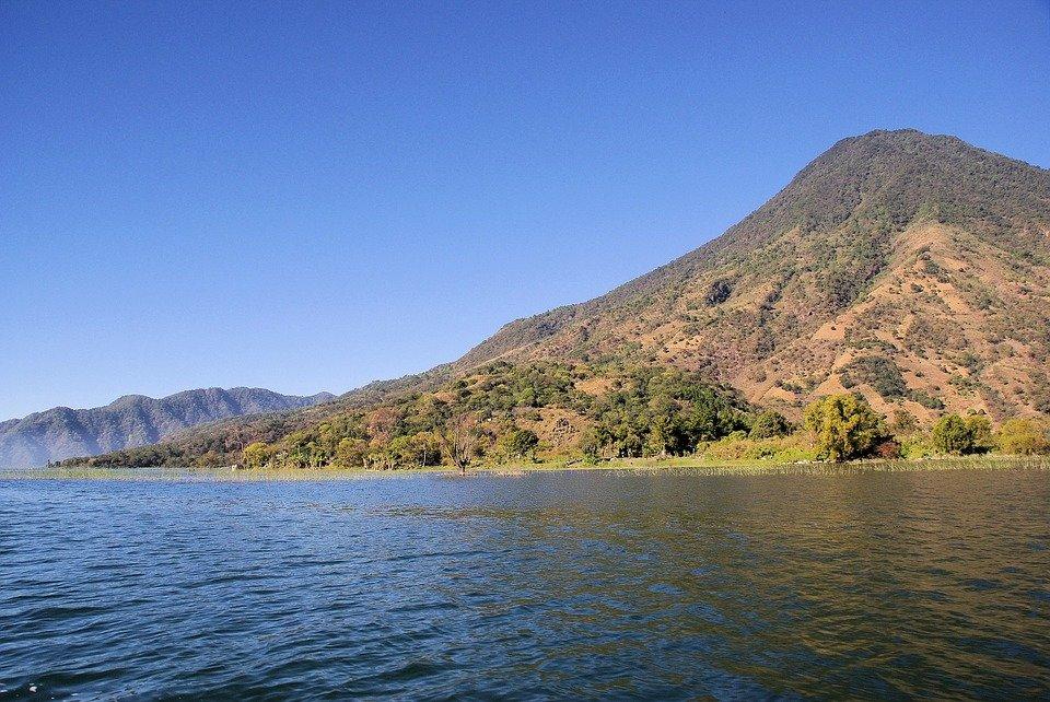 Lago Atilàn in Guatemala