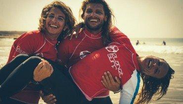 Unser Surfinstructor Team