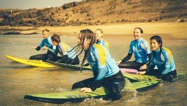 Surfcamp Klassenfahrten