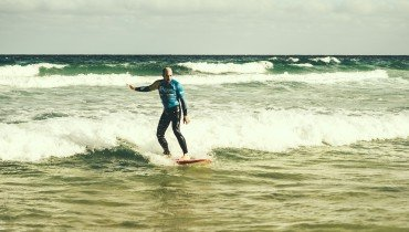 Surfunterricht Le Pin Sec