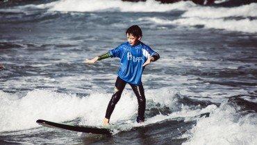 Surfkurse Fuerteventura Familie