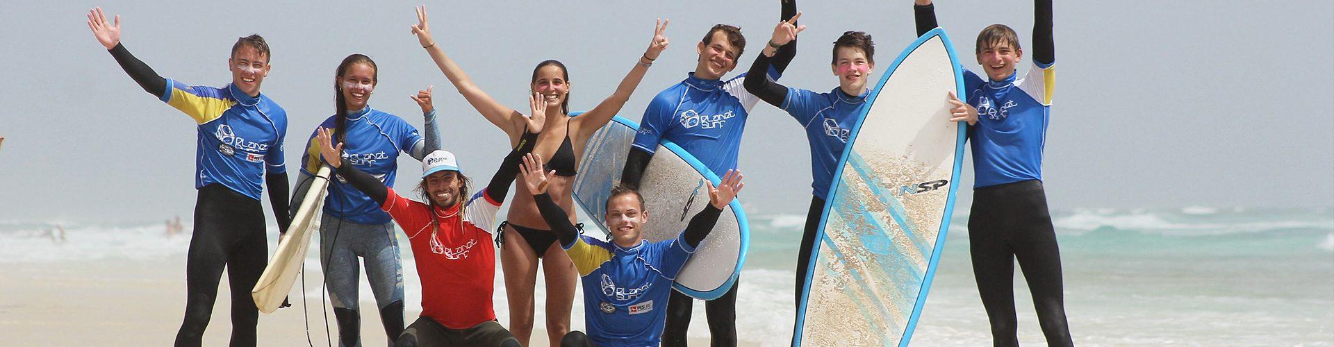 Die besten Surfspots auf Fuerteventura