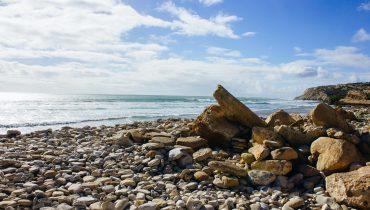Forbidding Coastline