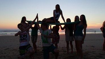 Surfcamp Jugendcamp
