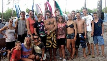 Surfcamp Jugendreise