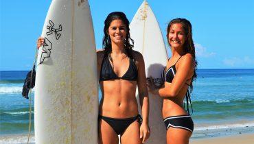 Surfergirls in Australien