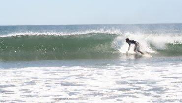 Surfing in Guanacaste
