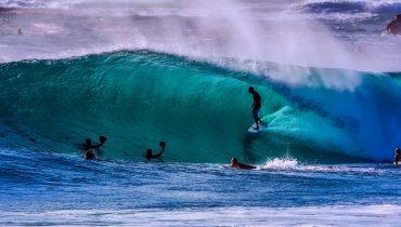 Barreln in Australien