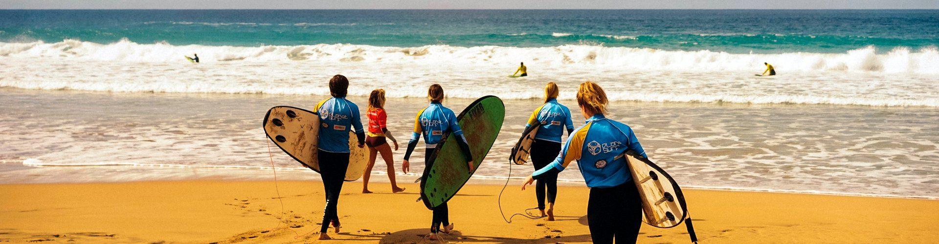 Surfschule Kanaren